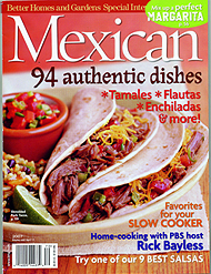 Mexican 96 Authentic Dishes. Better Homes And Gardens ...